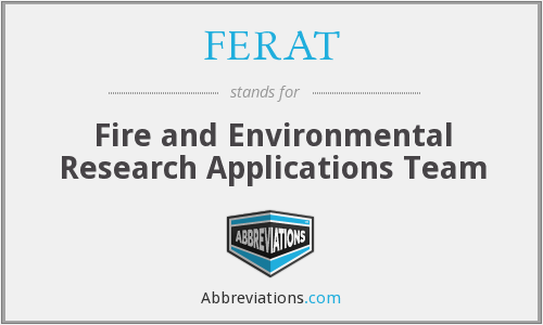 What does FERAT stand for?