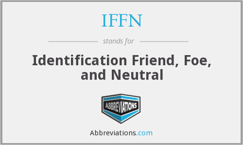 What does IFFN stand for?