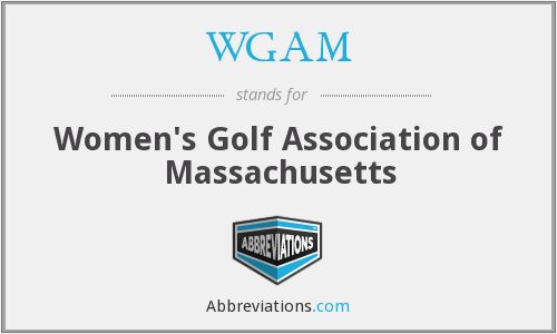 What does WGAM stand for?