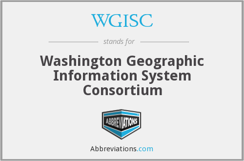 What does WGISC stand for?