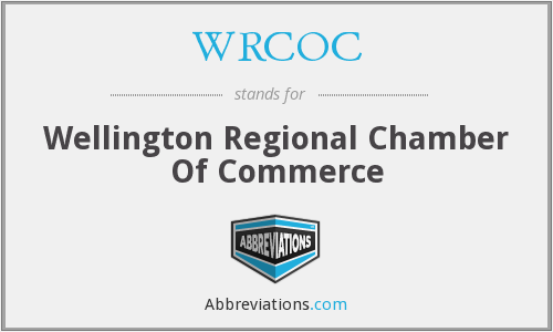 What does WRCOC stand for?