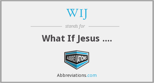 What does WIJ stand for?
