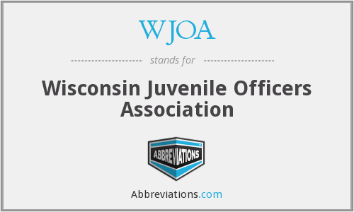 What does WJOA stand for?