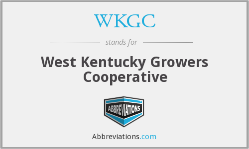 What does WKGC stand for?