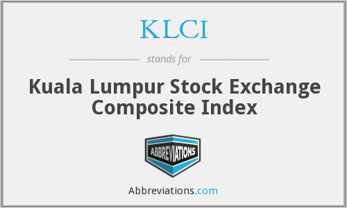 What does KLCI stand for?