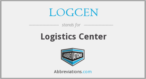 What does LOGCEN stand for?