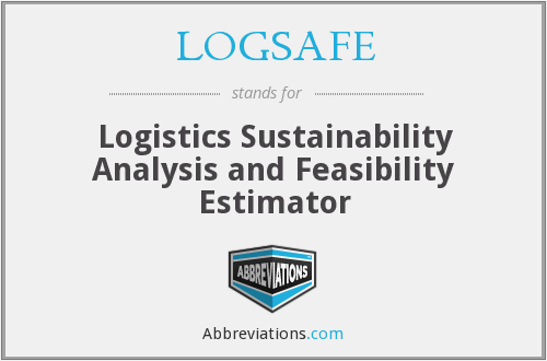 What does LOGSAFE stand for?