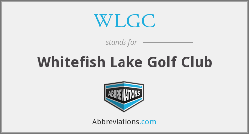 What does WLGC stand for?