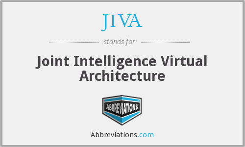What does JIVA stand for?