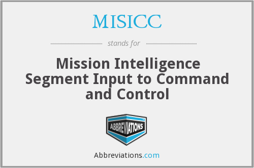 What does MISICC stand for?