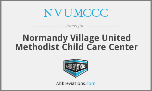 What does NVUMCCC stand for?