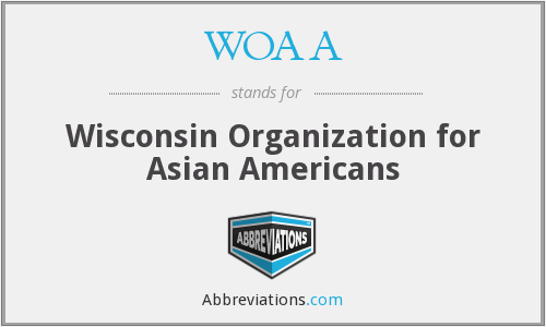 What does WOAA stand for?