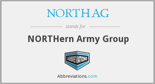 What does NORTHAG stand for?