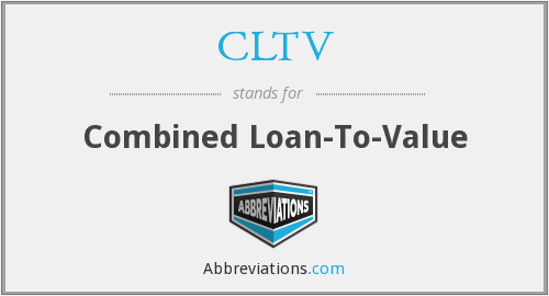 What does CLTV stand for?