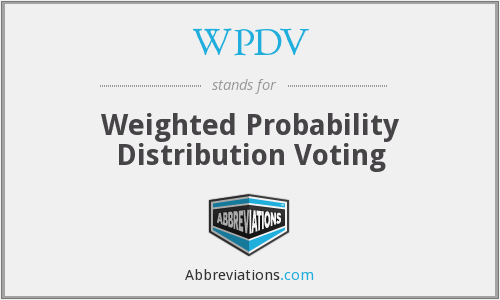 What does WPDV stand for?