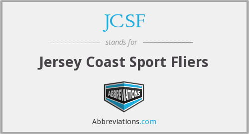 What does JCSF stand for?