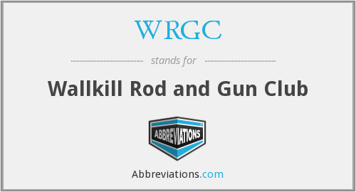 What does WRGC stand for?