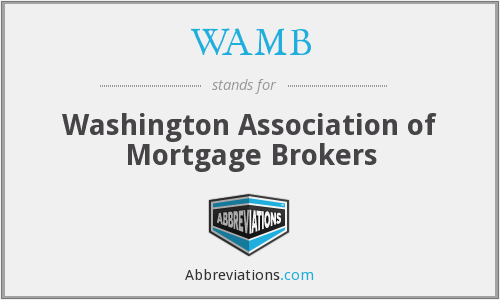 What does WAMB stand for?