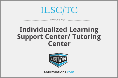 What does ILSC/TC stand for?