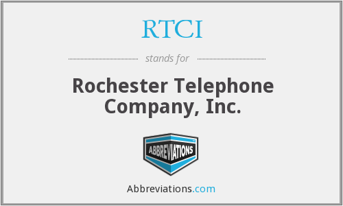 What does RTCI stand for?