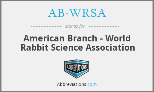 What does AB-WRSA stand for?