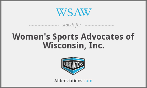 What does WSAW stand for?