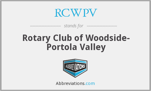 What does RCWPV stand for?