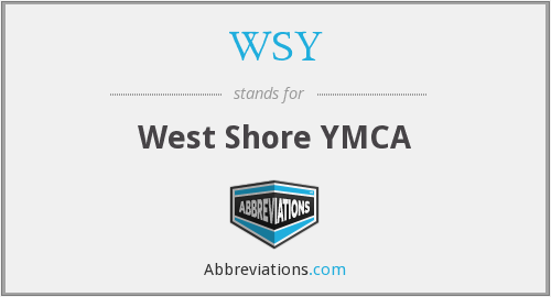 What does WSY stand for?
