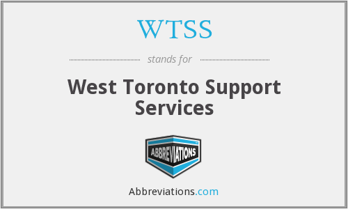 What does WTSS stand for?