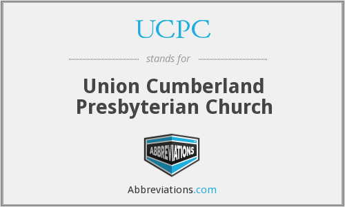 What does UCPC stand for?