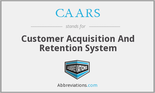 What does CAARS stand for?