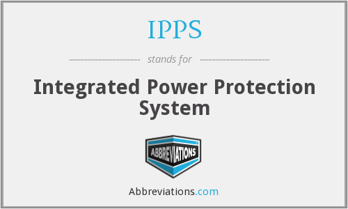 What does IPPS stand for?