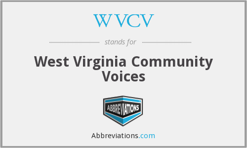 What does WVCV stand for?