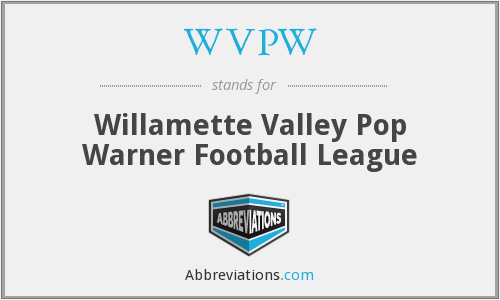 What does WVPW stand for?