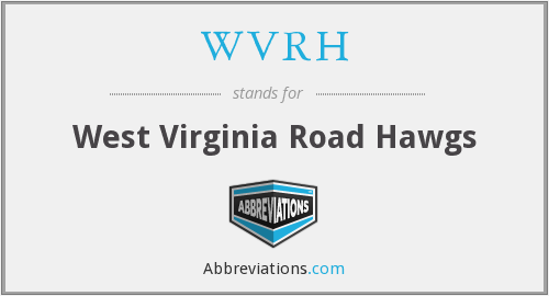 What does WVRH stand for?
