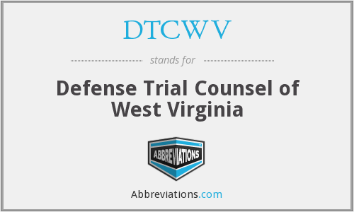 What does DTCWV stand for?