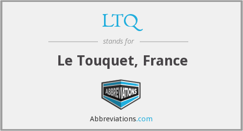 What does LTQ stand for?