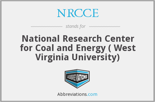 What does NRCCE stand for?