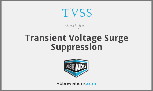 What does TVSS stand for?