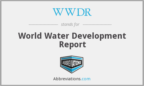 What does WWDR stand for?