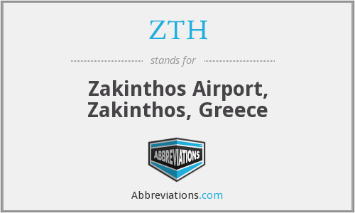 What does ZTH stand for?