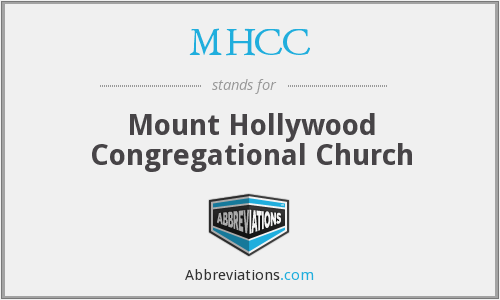 What does MHCC stand for?