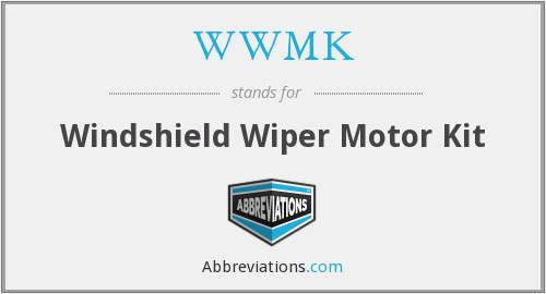 What does WWMK stand for?