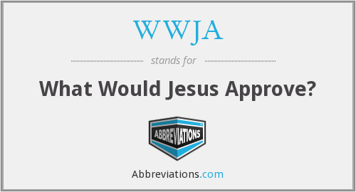 What does WWJA stand for?