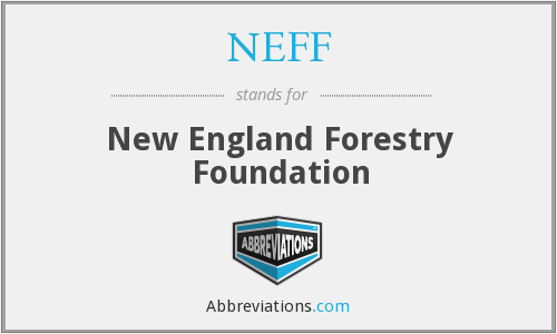What does NEFF stand for?