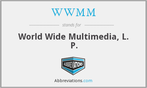 What does WWMM stand for?