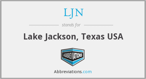 What does LJN stand for?
