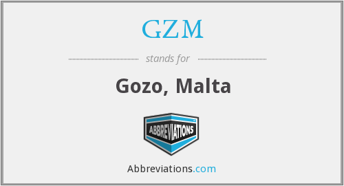 What does GZM stand for?