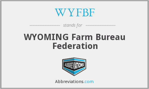 What does WYFBF stand for?