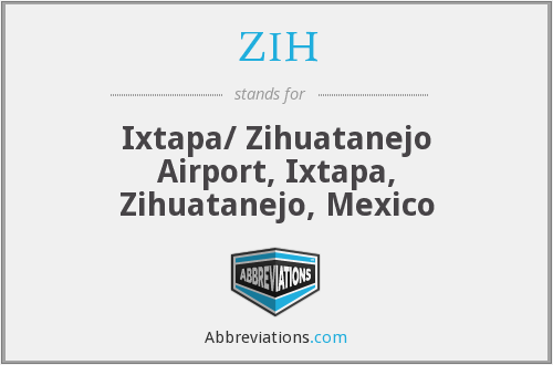 What does ZIH stand for?